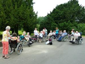 Ausflug in den Westfalenpark