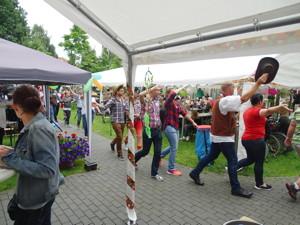 Sommerfest Wilder Westen
