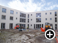Neubau Hausgemeinschaften Dortmund